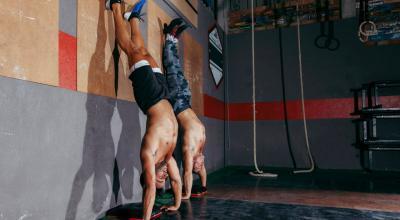 5 CrossFit Strategies To Help You Burn Fat AF & Get Ripped AF