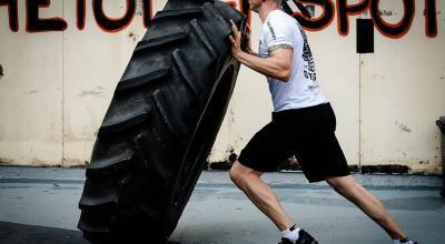 High-Intensity Training Program No Rep CrossFit