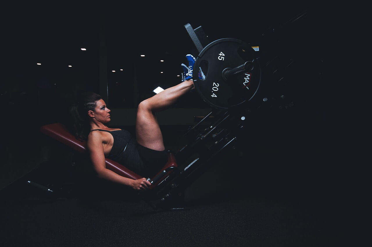Quads Leg Press Calf Raise Workout