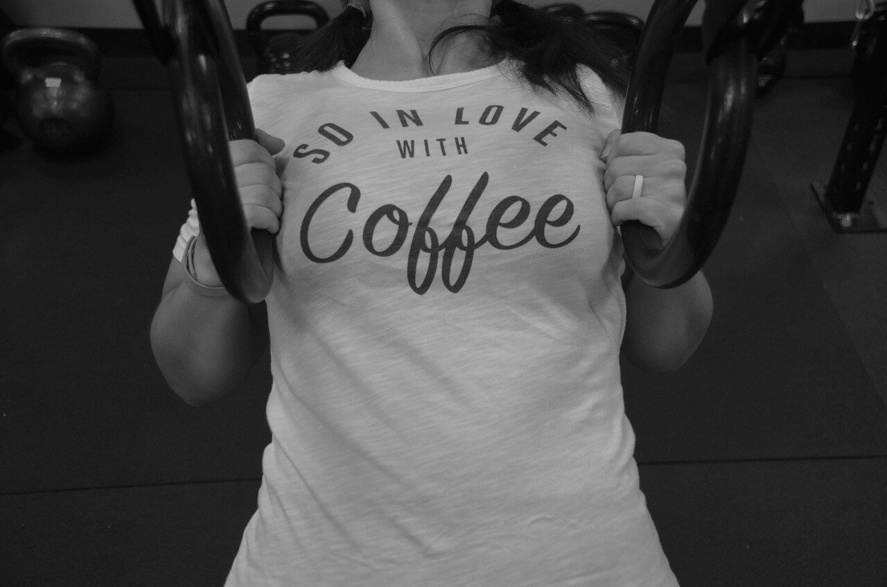 caffeine for workout boost