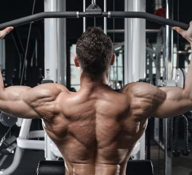 Close Gri Lat Pulldown vs. Wide Grip