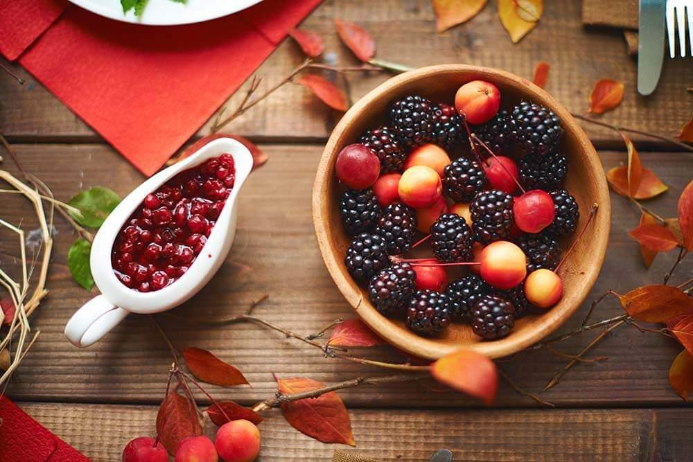 Berries fruit for keto diet meal plan
