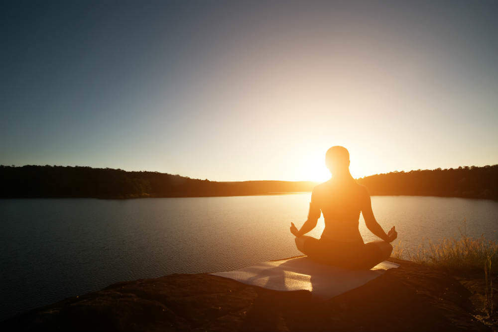 Meditation for muscle recovery