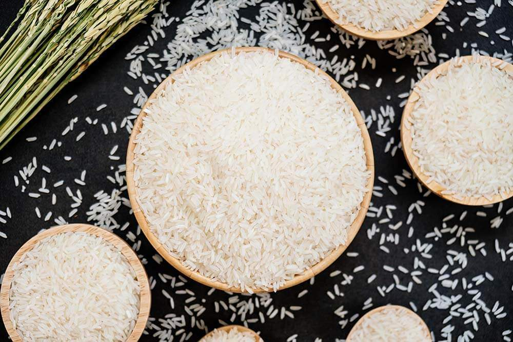 White rice nutrition bodybuilding
