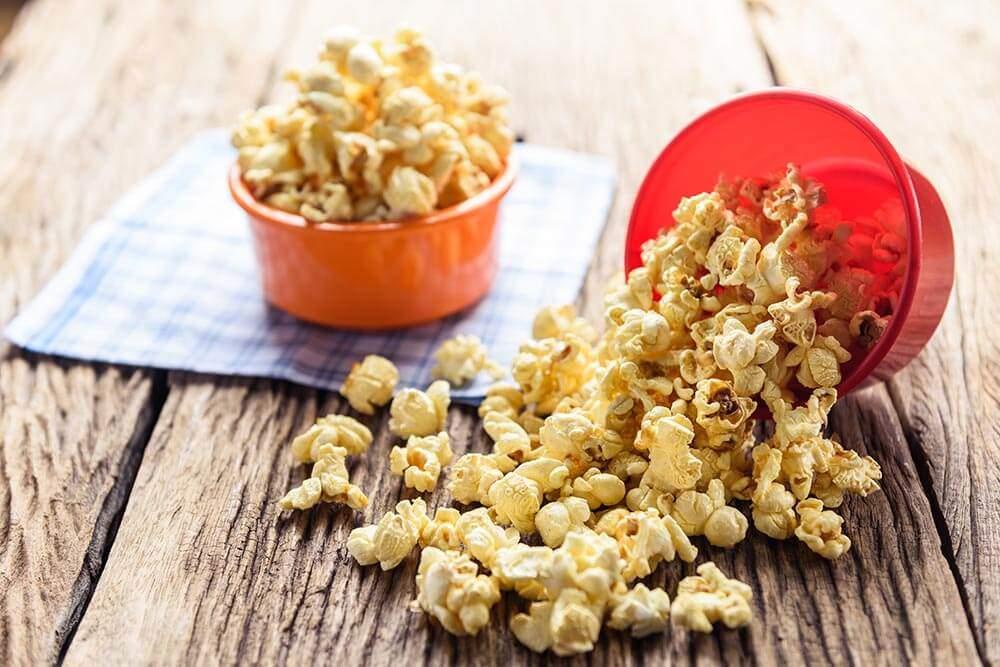 caramenl popcorn