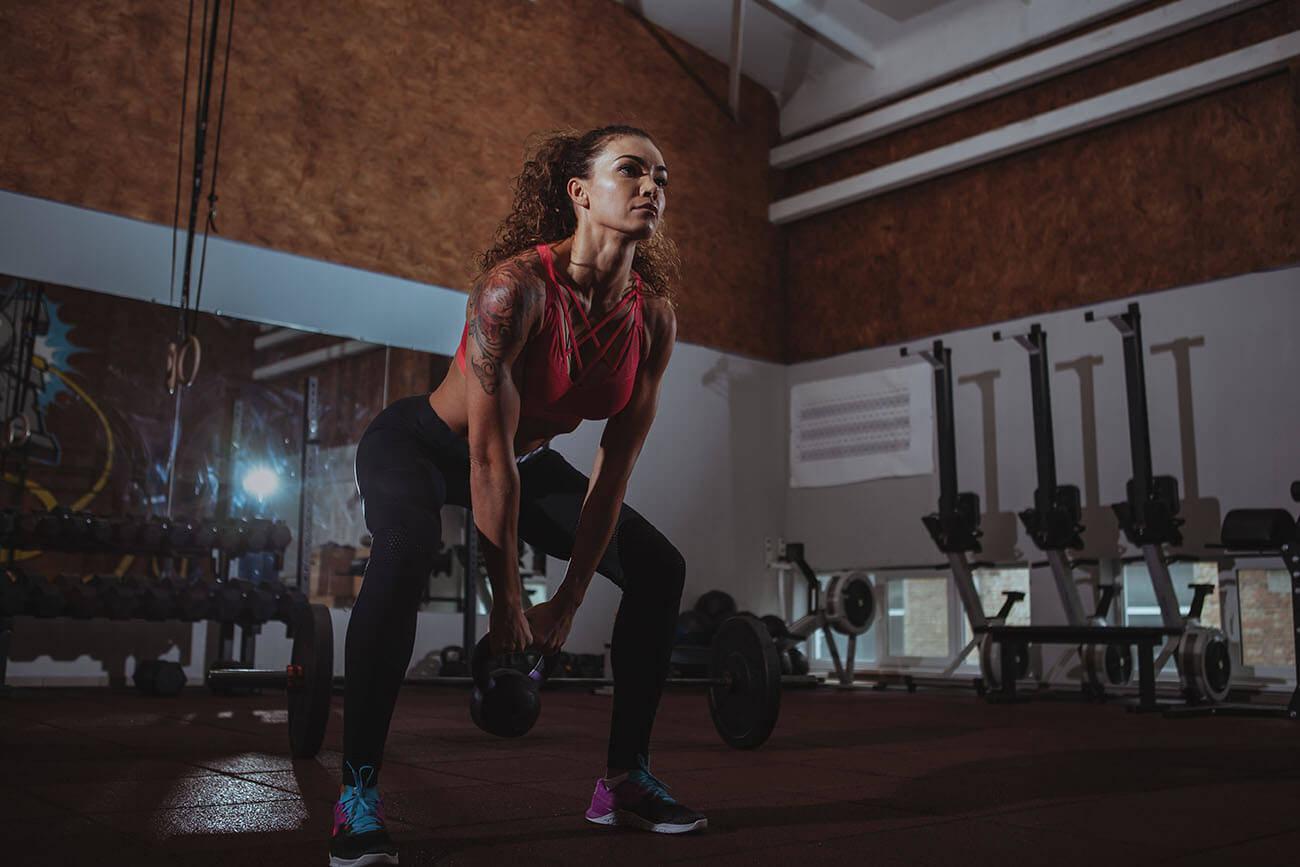 10 000 Swings Kettlebell Workout