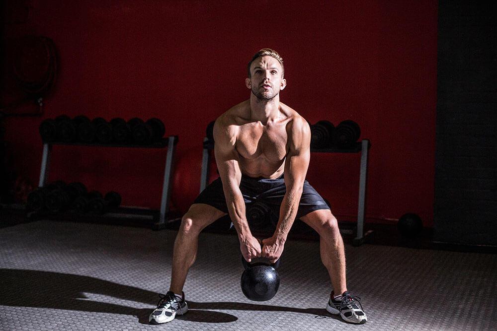 Swings Kettlebell Workout