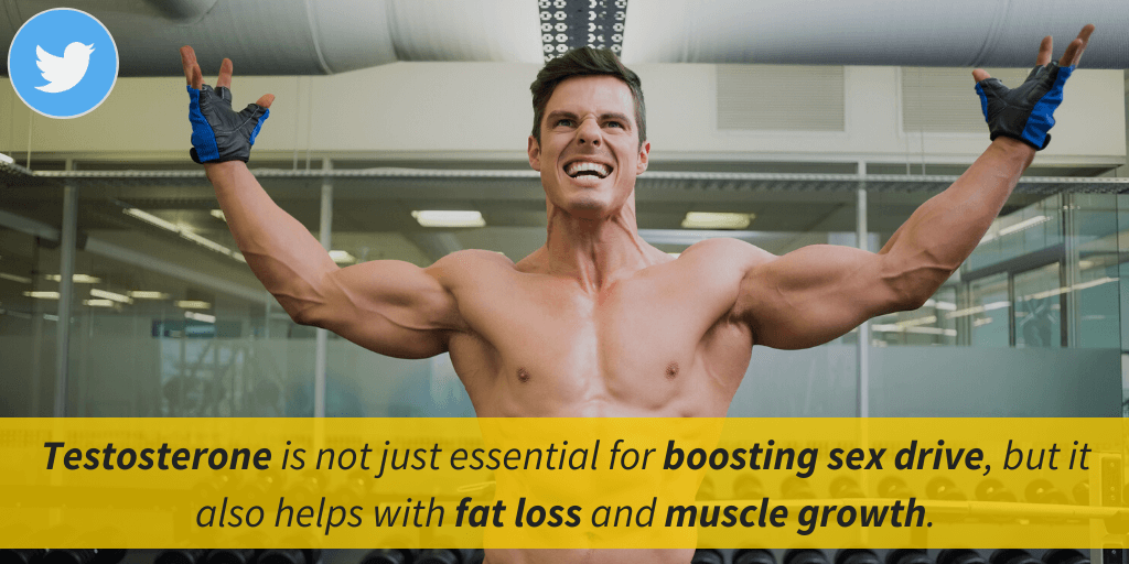 How to raise testosterone levels naturally
