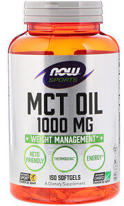 Now Foods Sports MCT Oil