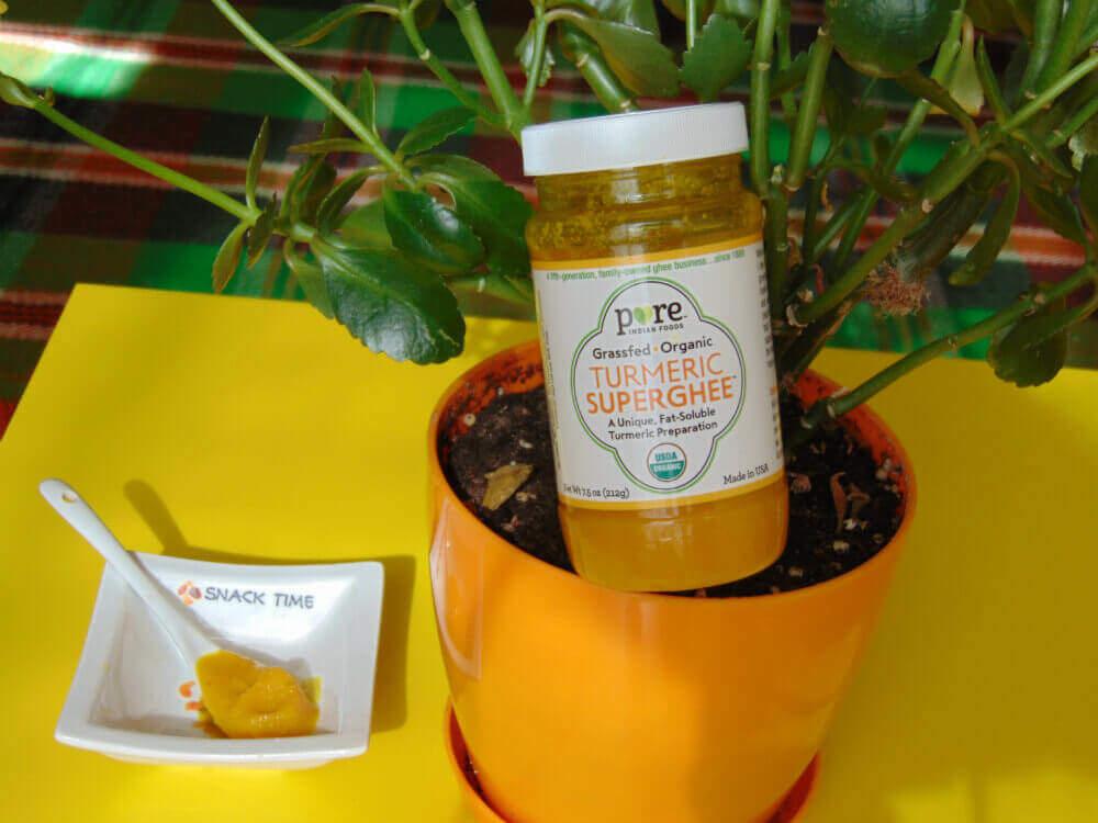 Is Pure Indian Foods Turmeric Ghee