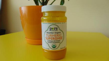 Pure Indian Foods Turmeric Ghee
