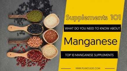 TOP 10 MANGANESE SUPPLEMENTS