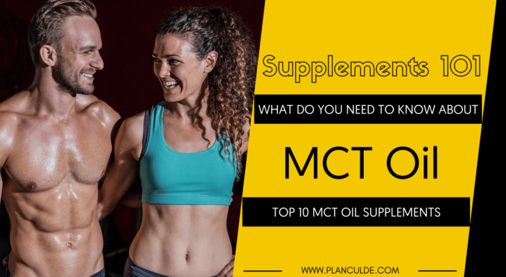 TOP 10 MCT OIL SUPPLEMENTS