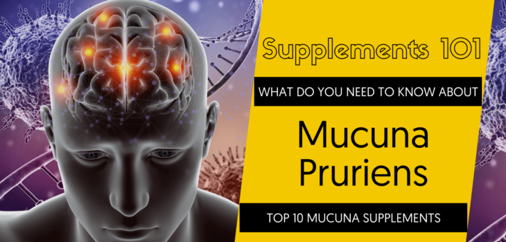 TOP 10 MUCUNA PRURIENS SUPPLEMENTS