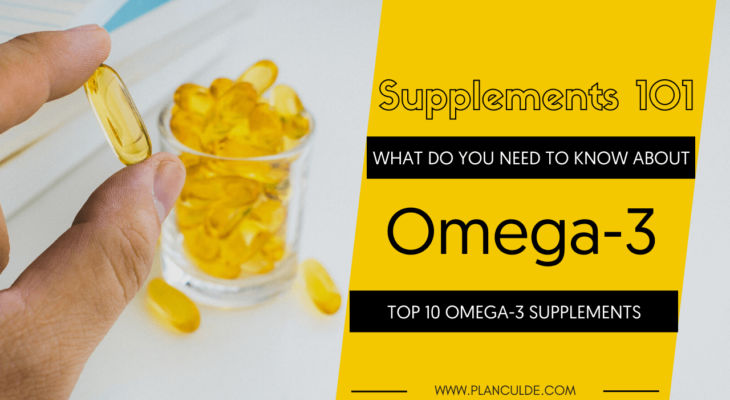 TOP 10 OMEGA 3 SUPPLEMENTS