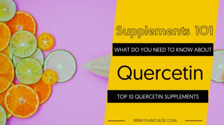 TOP 10 QUERCETIN SUPPLEMENTS