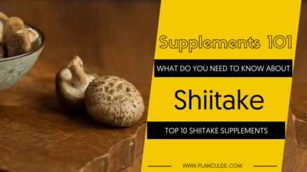 TOP 10 SHIITAKE SUPPLEMENTS