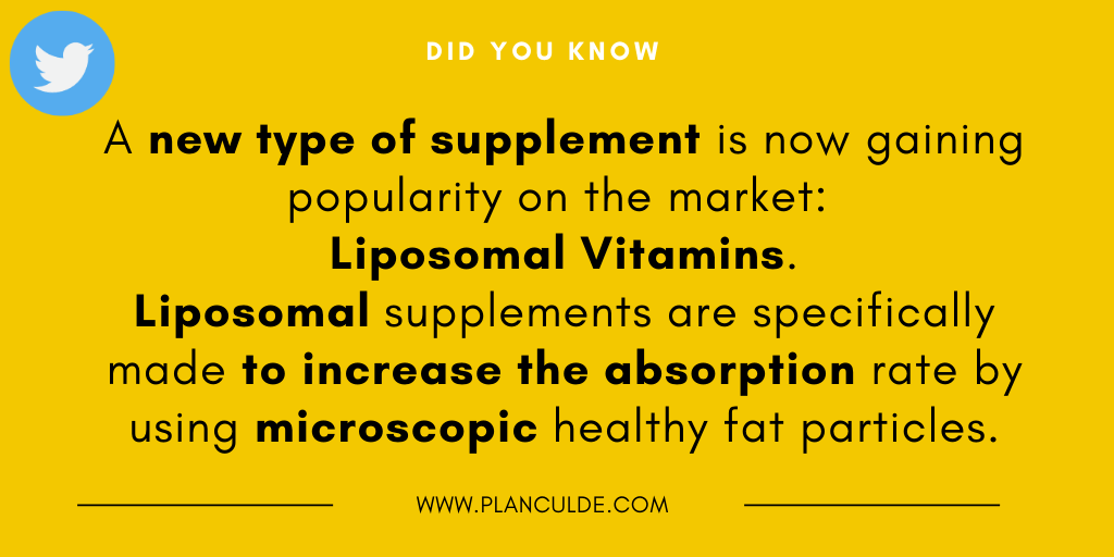 What Are They Liposomal Vitamin C Supplements
