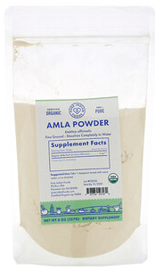Pure Indian Foods, Organic Amla Powder