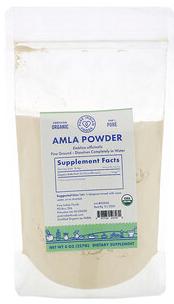 Pure Indian Foods, Organic Amla Powder