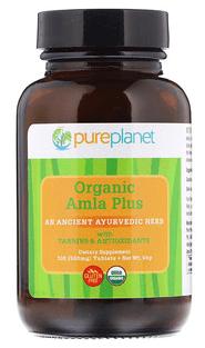 Pure Planet, Organic Amla