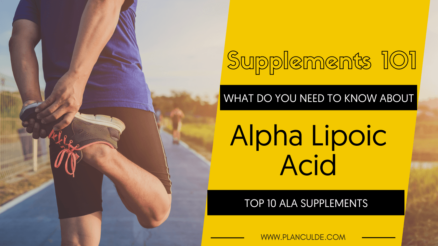 TOP 10 ALA SUPPLEMENTS
