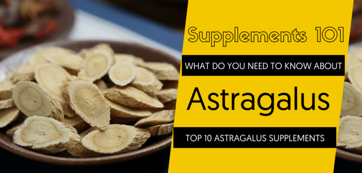 TOP 10 ASTRAGALUS SUPPLEMENTS