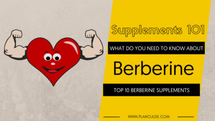 TOP 10 BERBERINE SUPPLEMENTS
