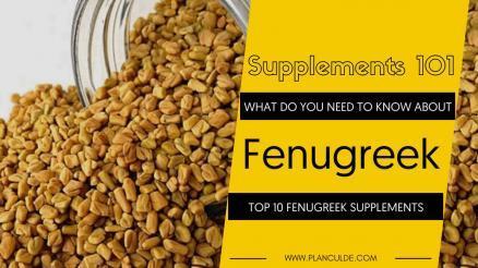 TOP 10 FENUGREEK SUPPLEMENTS