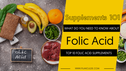 TOP 10 FOLIC ACID SUPPLEMENTS