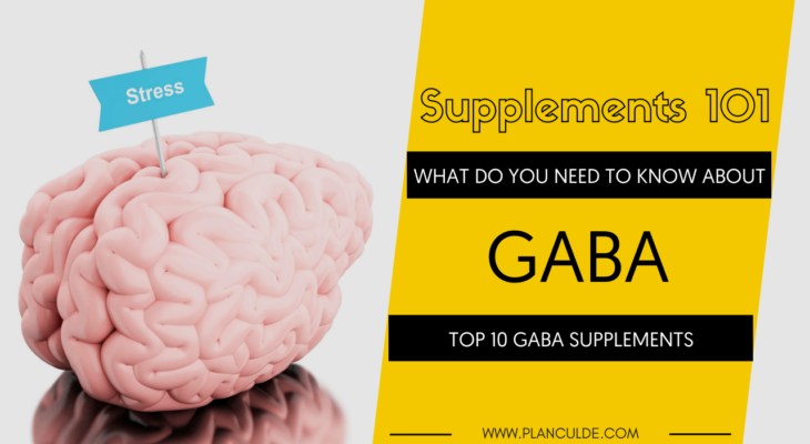 TOP 10 GABA SUPPLEMENTS