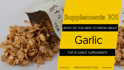 TOP 10 GARLIC SUPPLEMENTS
