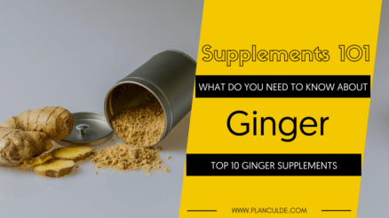TOP 10 GINGER SUPPLEMENTS