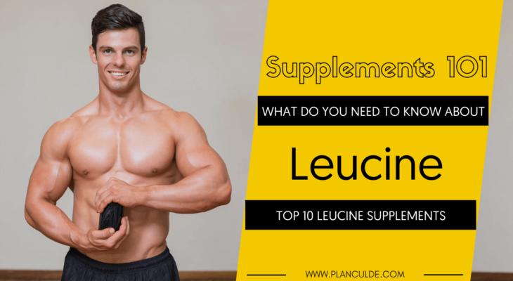 TOP 10 LEUCINE SUPPLEMENTS