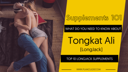 TOP 10 TONGKAT ALI SUPPLEMENTS