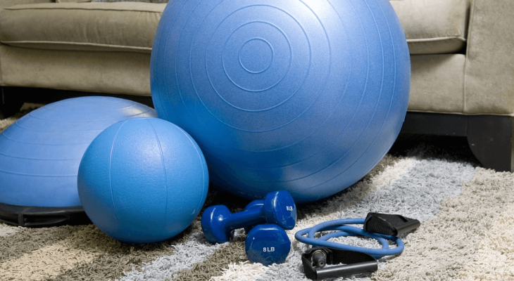 7 Ways to Stay Fit & Healthy at Home - Facts and Myths