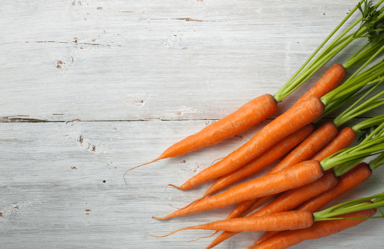 Best Food for Old People - Carrots